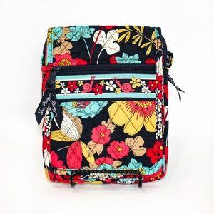 Vera Bradley Sm Hipster Crossbody Bag Pocketbook